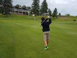 Golf shoe care
