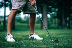 Golf shoes care