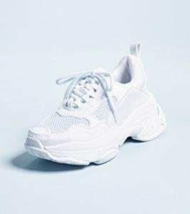 White Mesh Shoe