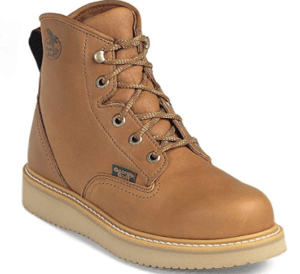 Georgia Wedge Men's Work Boot